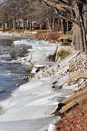 Slideshow - Kankakee River Ice