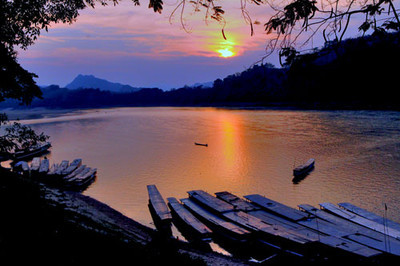 Slideshow - Luang Prabang, Laos Images 2011