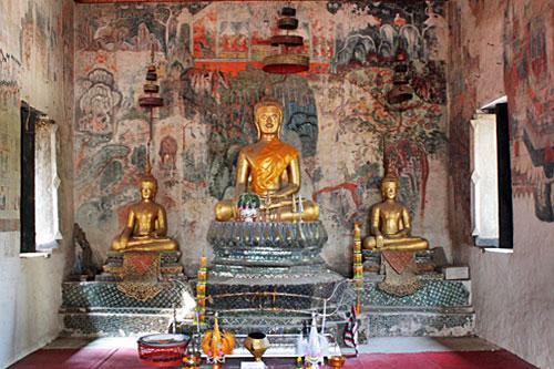 Wat Pahouak awaits renovation