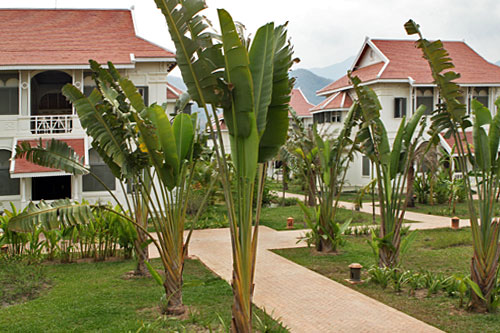 Pioneer Suites at Luang Say Residence