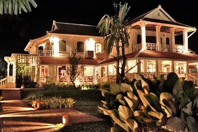 Luang Say Residence, main residence