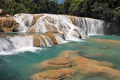 Slideshow - Chiapas Waterfalls