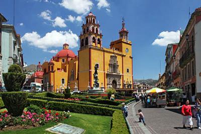 Basilica de Nuestra Senora de Guanajuato