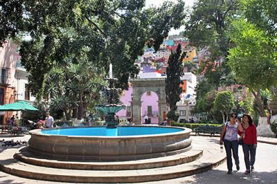 Jardin Reforma