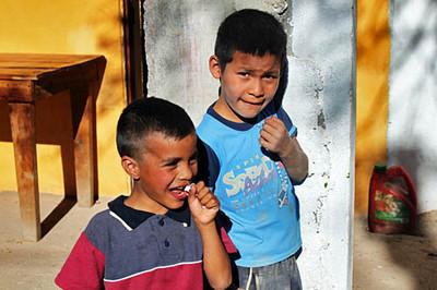 Slideshow - Mexico Children