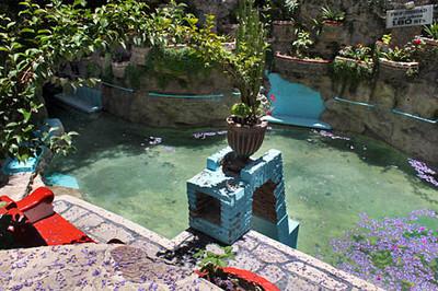 Posada de Tequisquiapan's pool