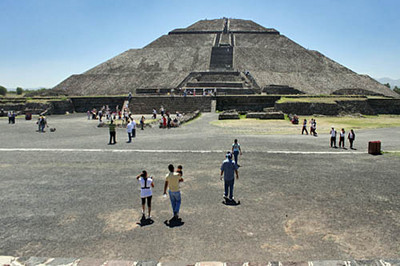 Slideshow - Teotihuacan, Mexico