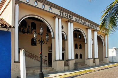 Teatro  Netzahualcoyotl