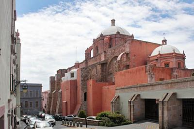 Ex Temple of San Agustin