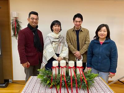 Rev. and Mrs. Makito Matsuda