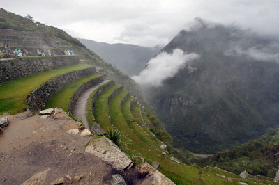 Slideshow - Machu Picchu Citadel Incan Ruins 2012