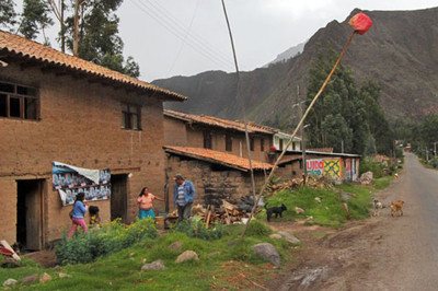 Slideshow - Sacred Valley, Peru 2012