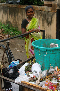 Waste Collection, Pune, India