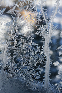 Jack Frost at work