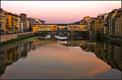 Colorful Ponte Vecchio