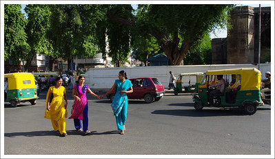 The Colours of Ahmedabad