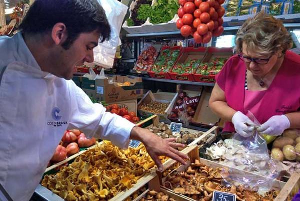 Slideshow - Cooking Class in Girona, Spain 2012