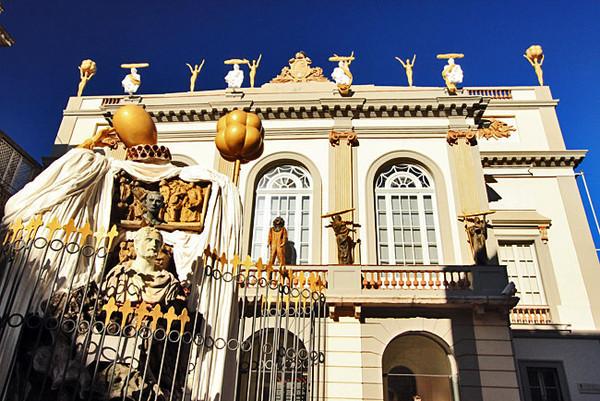 Slideshow - Dali Theatre-Museum in Figueres 2012