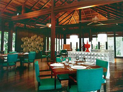 Phulay Bay Resort Thai restaurant