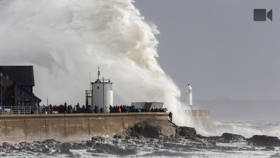 High Tides And Stormy Seas
