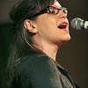 Londonderry: Lisa Loeb performed an all acoustic concert at Tupelo Music Hall on Friday evening. She took requests, told jokes and told anecdotes to the audience, in addition to chatting with them during and after the concert. Photo by Allegra Boverman/Eagle-Tribune Saturday, August 18, 2007
