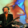 "Londonderry: Squeeze stopped in Londonderry at Tupelo Music Hall on Monday evening during their ""Quintessential"" tour. Glenn Tilbrook is seen here. Photo by Allegra Boverman/Eagle-Tribune Tuesday, July 31, 2007"