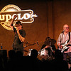 Londonderry:<br /> The Fixx performed at Tupelo Music Hall on Sunday evening. Left to right are keyboardist Rupert Greenall, lead singer Cy Curnin, drummer Adam Woods, bassist Gary Tibbs and guitarist Jamie West-Oram.<br /> Photo by Allegra Boverman/Eagle-Tribune Monday, July 18, 2005