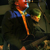 "Londonderry: Squeeze stopped in Londonderry at Tupelo Music Hall on Monday evening during their ""Quintessential"" tour. Glenn Tilbrook is seen here at front, with Chris Difford next to him. Photo by Allegra Boverman/Eagle-Tribune Tuesday, July 31, 2007"