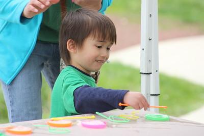 Sensory Garden Play Day.