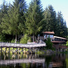 Yes Bay Lodge - SE Alaska - Taken with an Olympus C-765 Ultra Zoom camera.