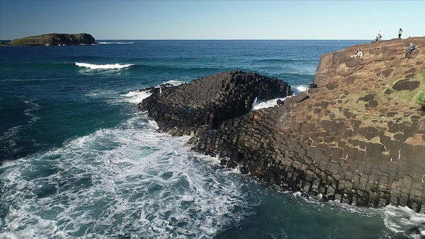 The Giants Causeway Fingal Heads