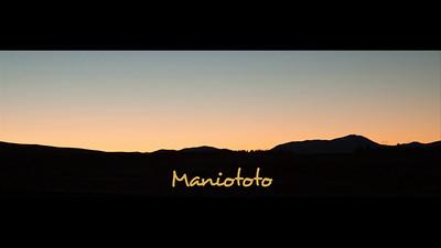 Maniototo 2012