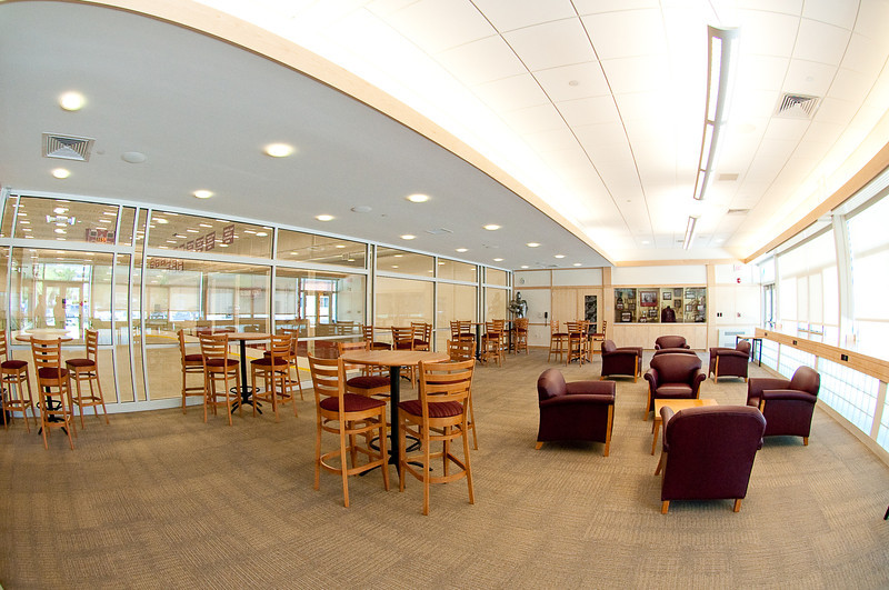 The Class of 2009 Championship Lounge
