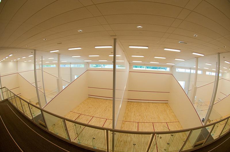 The Harris Squash Center