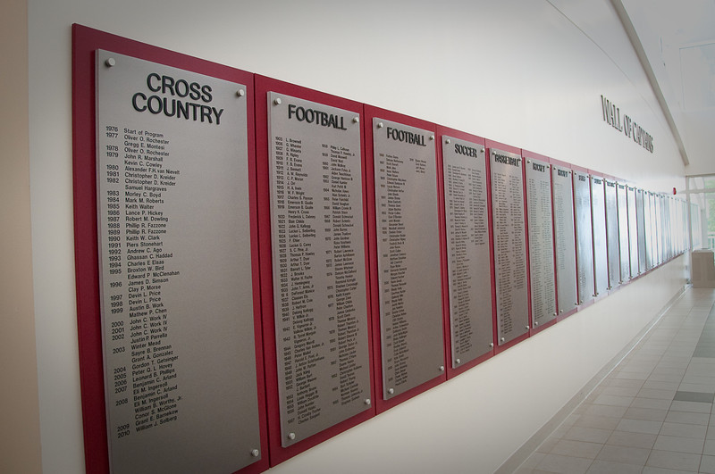 Wall of Captains