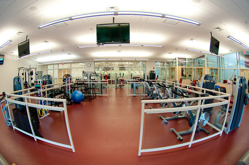 The Class of 2007 Fitness Center