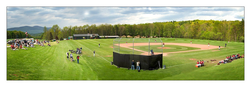 The Natalie Gardner Baseball Field
