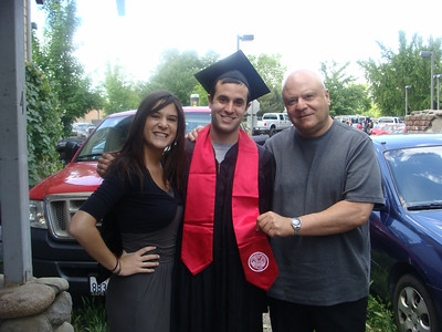 Freedom Alliance Scholarship recipient Brian Kerney graduated from San Diego Mesa College in May 2011.