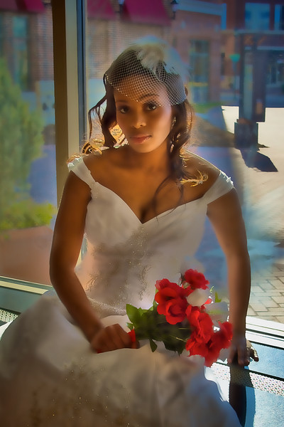 HDR Wedding Image