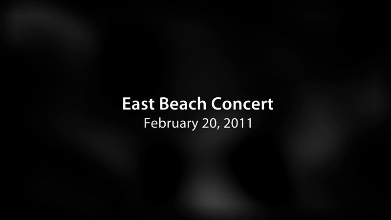 Robbin Thompson - House Concert at East Beach on February 20, 2011<br /> HD 720p version