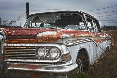 59' 4 door Edsel Ranger