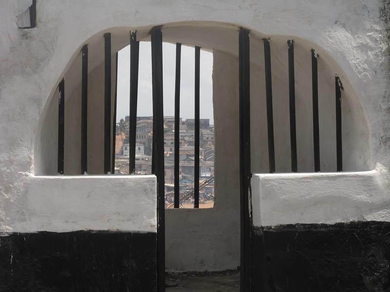 Slavery/Elmina Castle (slave dungeons), Ghana, Aug. 2011