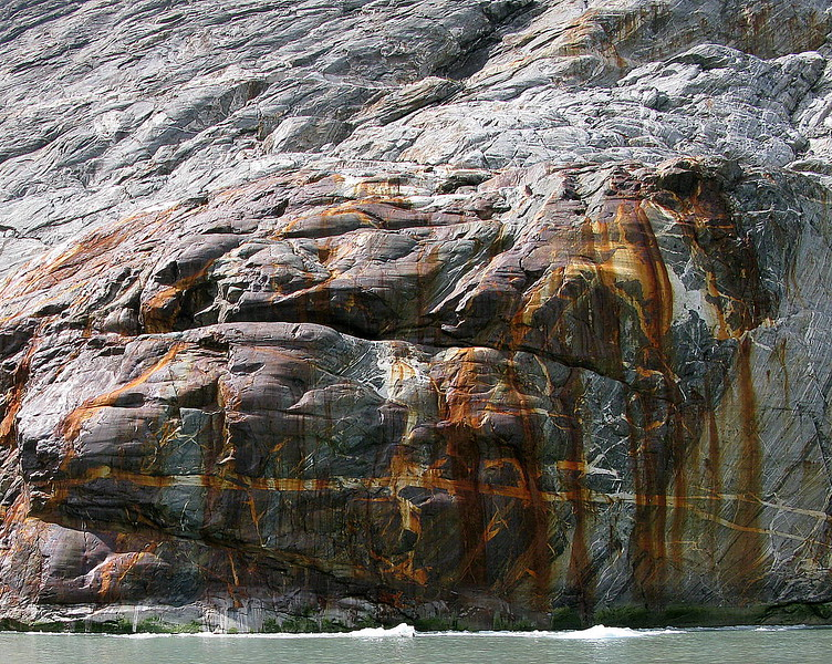 Travel/Tracy Arm glacier fjords, Alaska, Aug. 2008