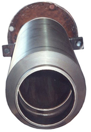 Part Of A Slip Type Expansion Joint