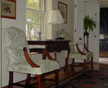 Slipcover Chairs