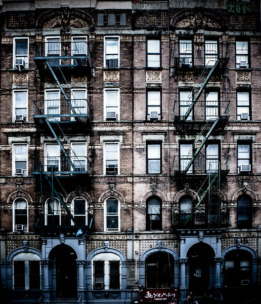 Physical Graffiti Album Cover