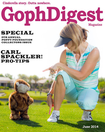 Goph Digest Covers
