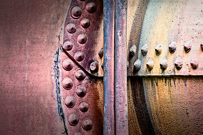 pipes, rivets, and seams - color version