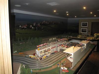 Slotcar track