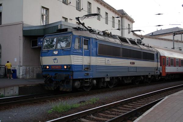 Bratislava Hlavna Stanica - August 2008
